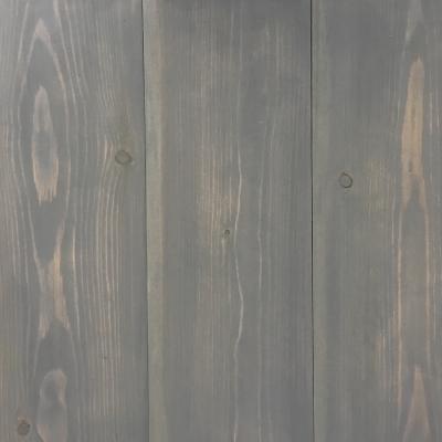 Soft Grey on Pine