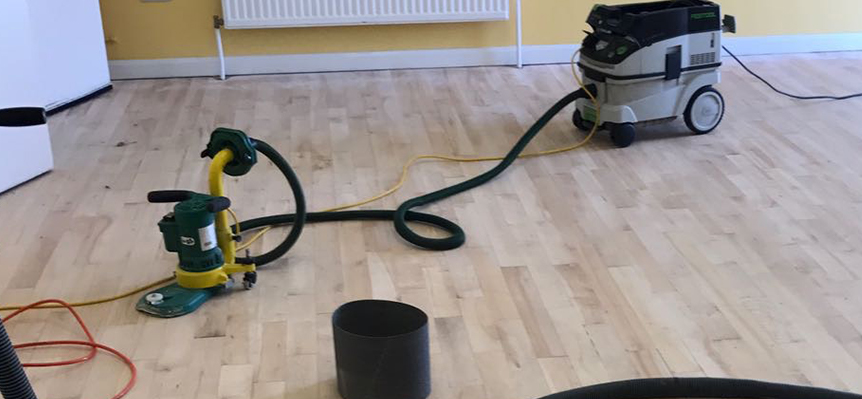 Hull School Floor Sanding