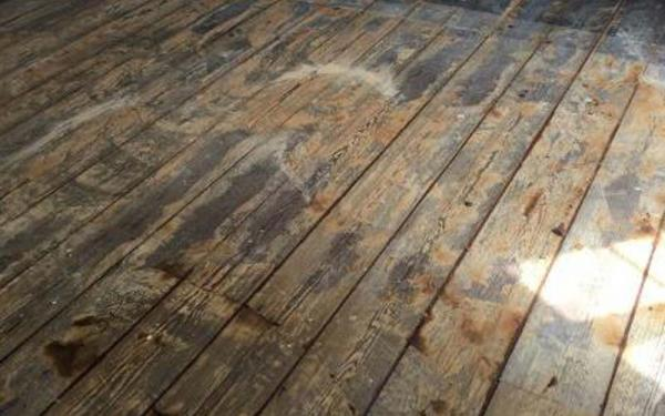 Hull Church Floor Sanding