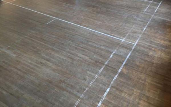 Gym Floor Sanding