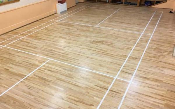 Varnsinhing Sports Floors