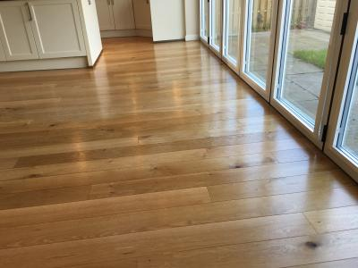 Classic on Engineered Oak
